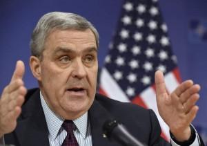 Douglas Lute , Ambasadorul SUA la NATO