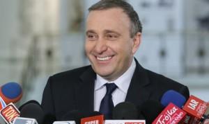 Ministrul de externe polonez Grzegorz Schetyna