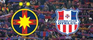 Liga I, etapa 27. Steaua - Otelul