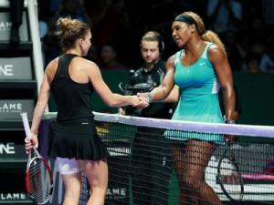 Miami Open. Simona Halep - Serena Williams