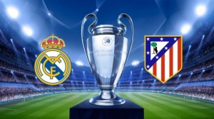 Champions League. Real - Atletico