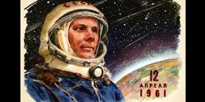 World Day cosmonautics