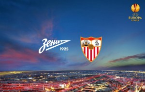 Europa League. Zenit - Sevilla