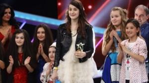 Next Star.  Alisa Iancu a câştigat a patra ediție