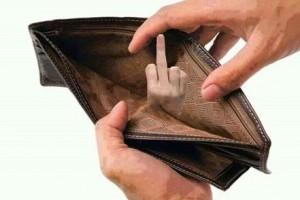 criza in portofel