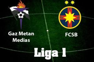 Liga I, etapa 24. Gaz Metan - Steaua