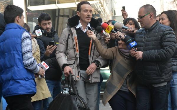 UPDATE – Radu Mazăre a ajuns la Penitenciarul Rahova