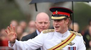 Prințul Harry a sosit în Australia pentru a-și începe detașarea militară