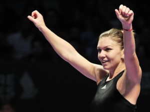 Simona Halep s-a calificat în semifinale la Stuttgart