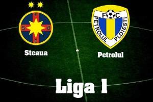 Liga I, etapa 25. Steaua - Petrolul