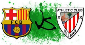 Cupa Spaniei. Barcelona - Athletic Bilbao