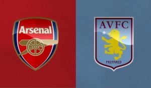 Cupa Angliei. Arsenal - Aston Villa