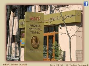 Ştiinţă o ia razna la Muzeul Naţional Tehnic Dimitrie Leonida