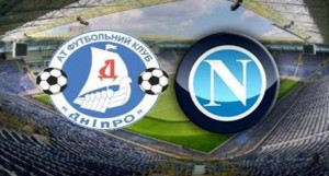 Europa League. Dnipro - Napoli