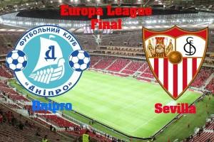 Europa League, finala. Dnipro - Sevilla