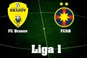 Liga I, etapa 32. FC Brasov - Steaua