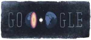 Inge Lehmann si nucleul Pământului de la Google