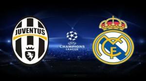 Champions League. Juventus-Real Madrid