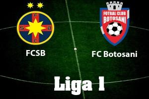 Liga I, etapa 33. Steaua - FC Botosani