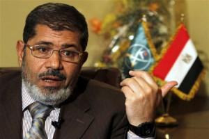 Mohamed Morsi,