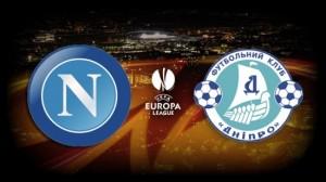 Europa League. Napoli - Dnipro