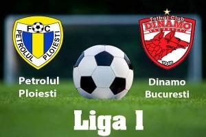 Liga I, etapa 33. Petrolul - Dinamo