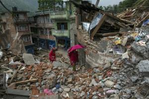 nepal cutremur seism
