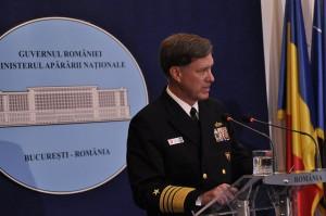 amiralul Mark Ferguson