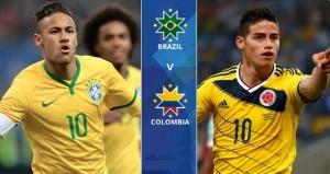 Copa America. Columbia - Brazilia, scor 1-0