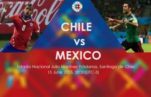 Copa America. Chile-Mexic, scor 3-3
