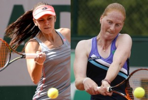 Roland Garros. Andreea Mitu - Alison Van Uytvanck