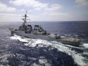 USS LABOON (DDG 58)