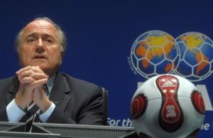 Președintele FIFA, Joseph Blatter, şi-a dat demisia