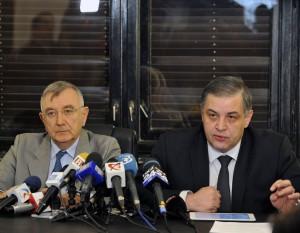 Andrei Chiliman şi Vlad Moisescu, duşi la DNA