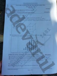 evaluare nationala matematica subiecte1