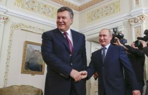 "Viktor Ianukovici: Putin ""mi-a salvat viața"""