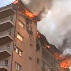 Trei copii au murit într-un incendiu