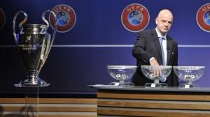 tragere la sorti uefa champions league europa league