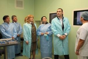 victor ponta la spitalul militar