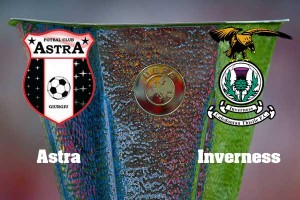 Astra Giurgiu - Inverness