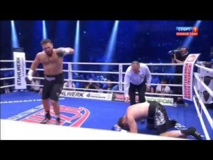 Francesco Pianeta vs. Ruslan Chagaev