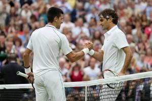 Novak Djokovic – Roger Federer, finala Wimbledon