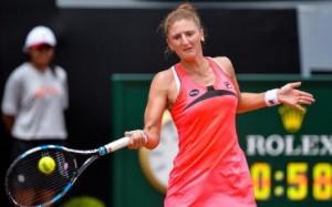 Wimbledon. Irina Begu - Maria Sharapova