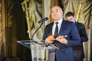 Ioan Roşca, director ELECTRICA SA