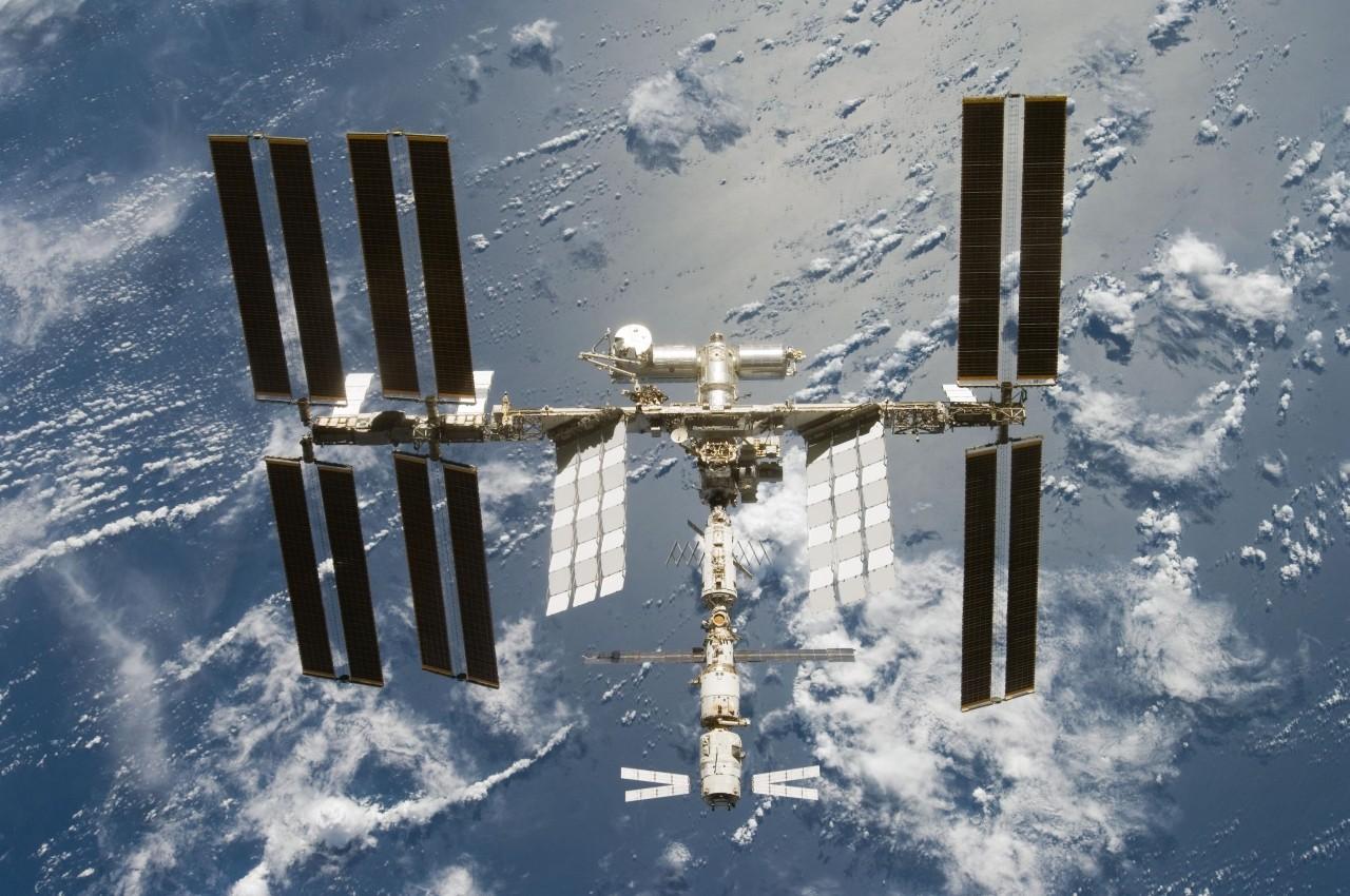 Stația Spațială Internațională poate fi explorată prin Google Street View
