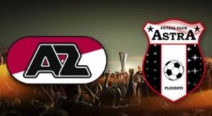Europa League. Alkmaar - Astra Giurgiu