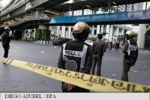Bangkok explozie metrou statie