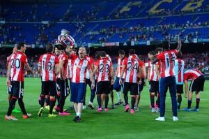 Supercupa Spaniei. FC Barcelona - Athletic Bilbao, scor 1-1