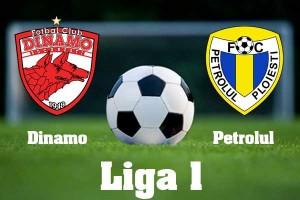 Liga I, etapa 8. Dinamo - Petrolul (live video)