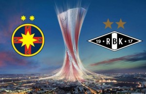 Europa League. Steaua - Rosenborg